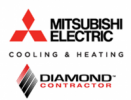 Mitsubishi Diamond Contractor logo